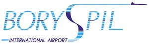 Международный аэропорт Борисполь (Boryspil International Airport) логотип