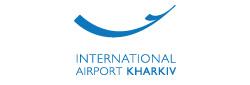 Международный Аэропорт Харьков логотип